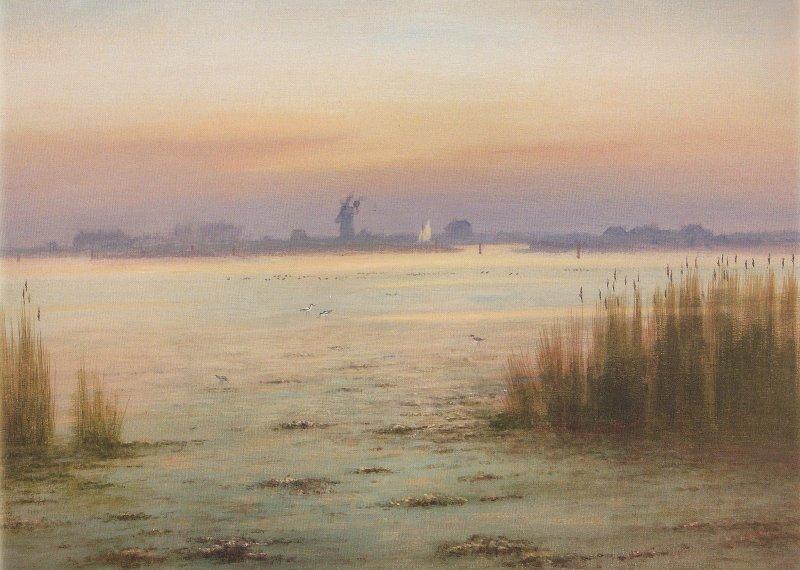 Afterglow - Breydon Water