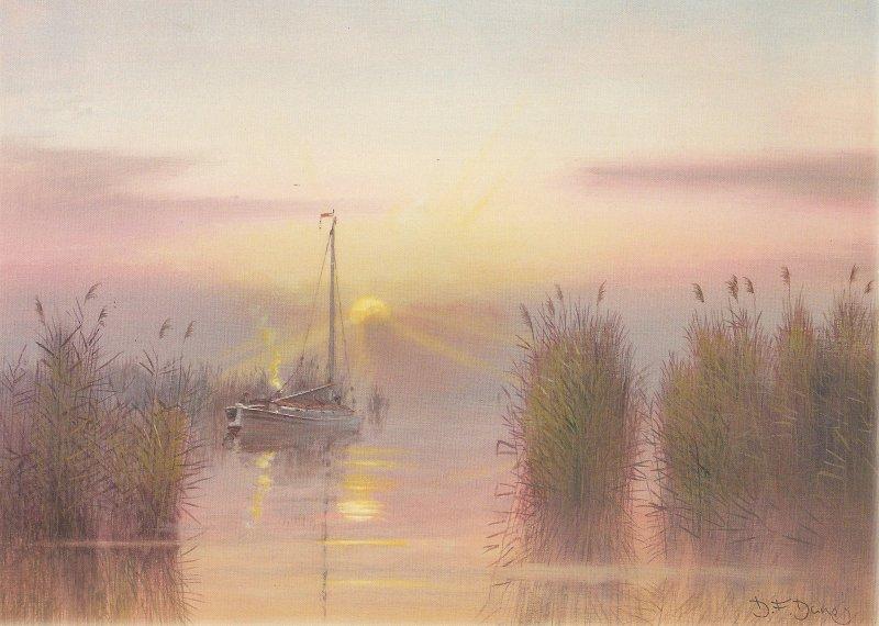 Daybreak - Barton Broad