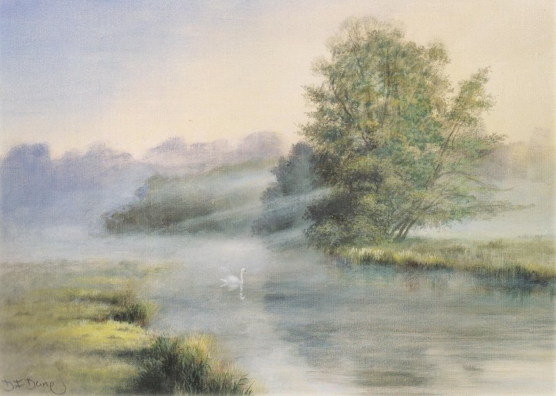 River Mist - River Waveney