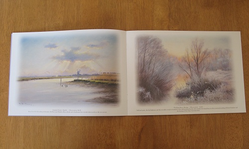 Spirit of Broadland Art Book