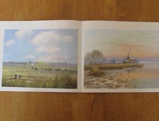 Whispering Reeds art book