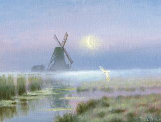 Marsh Spirit